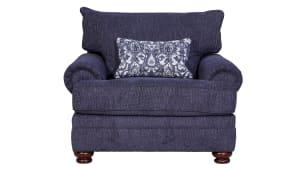 Abbott Indigo Chair