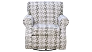 Blass Swivel Accent Chair