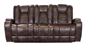 Bolero Fabric Power Reclining Sofa