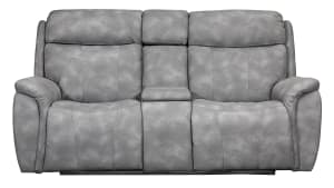 Buffy Sky Power Reclining Loveseat