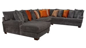 Asia Graphite Sectional