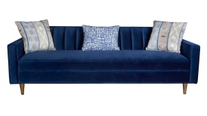 Jace Navy Blue Sofa