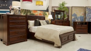 Woodlands Bedroom King Collection, , hi-res