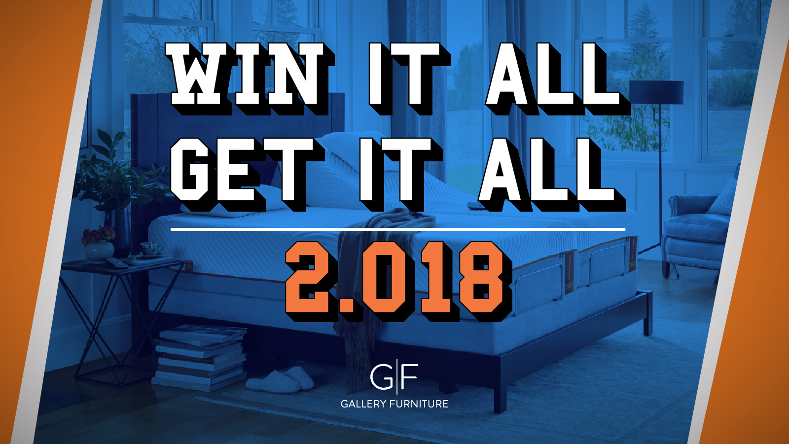 Astros Win It All 2 018 Gallery Furniture