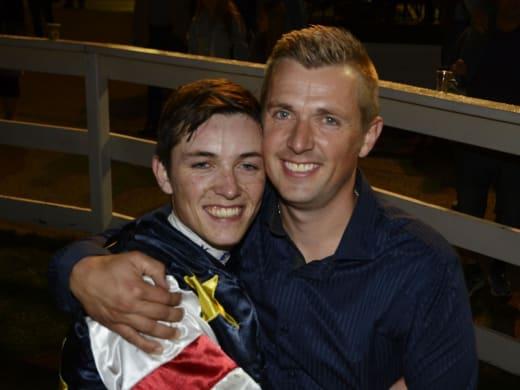 Marc Stott tror på tredje raka tränarsegern i Jydsk Derby