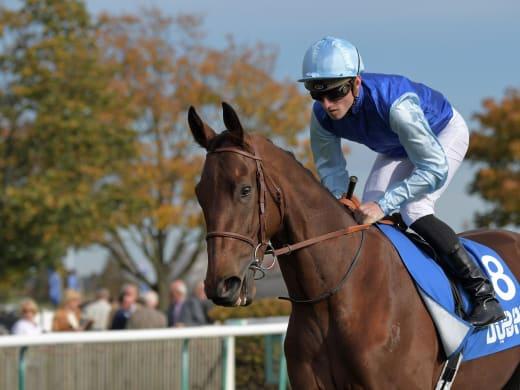 Persian King klar favorit i franska Derbyt