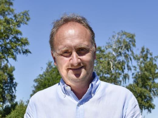 Nyckeltränare i Göteborg - Niels Petersen