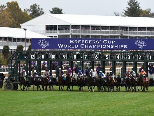 ATG tar spel till Breeders' Cup på lördag