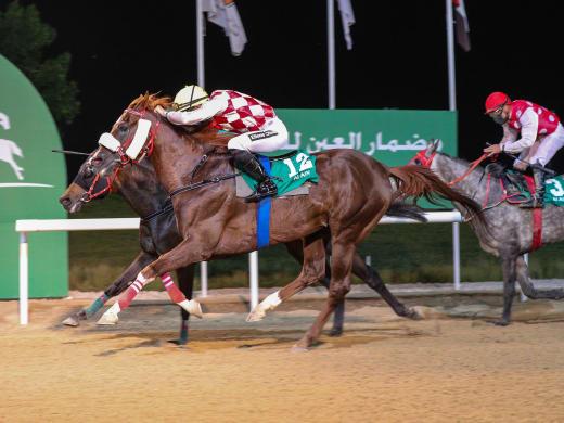 Elione Chaves vann i Dubai