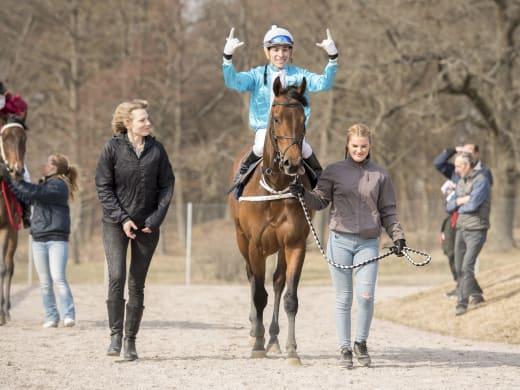 Formtränare Sjökvist om starthästarna