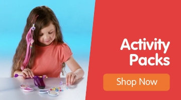Activity Packs Homepage Banner