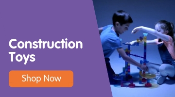 Construction Toys Homepage Banner
