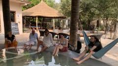 Footsteps Eco-lodge Gambia | Freeshwater Eco-pool