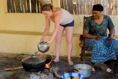 Activities Gambia | Gambian cooking