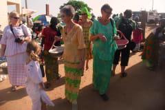 Gambia activities | Crafts corner | clothes