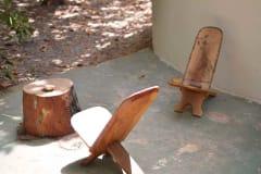 Gambia activities | Crafts corner | wood art