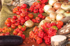 Gambia food | Local produce