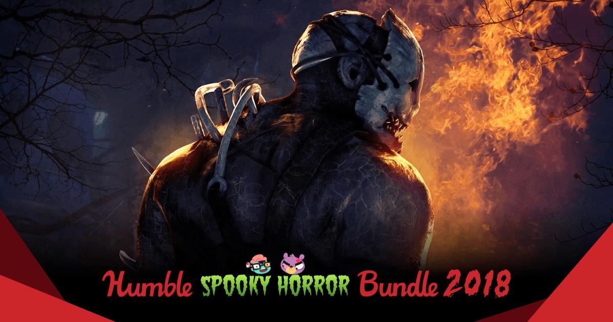 Humble Spooky Horror Bundle di Game PC Terbaik