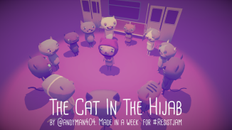 download gratis the cat in the hijab