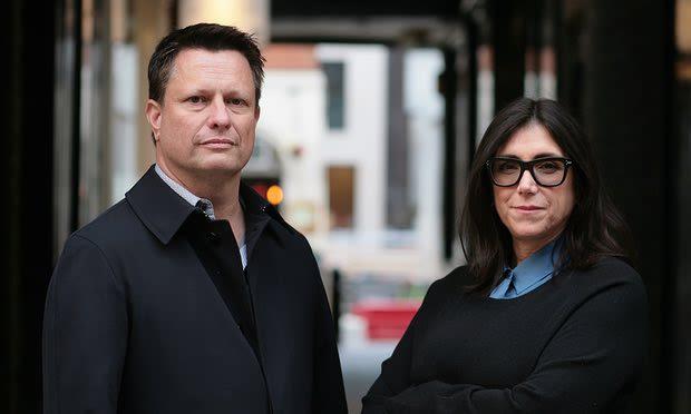 Stacey Sher dan Nick van Dyk