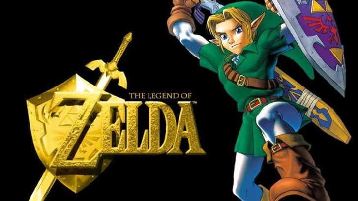 Legend of Zelda 3D