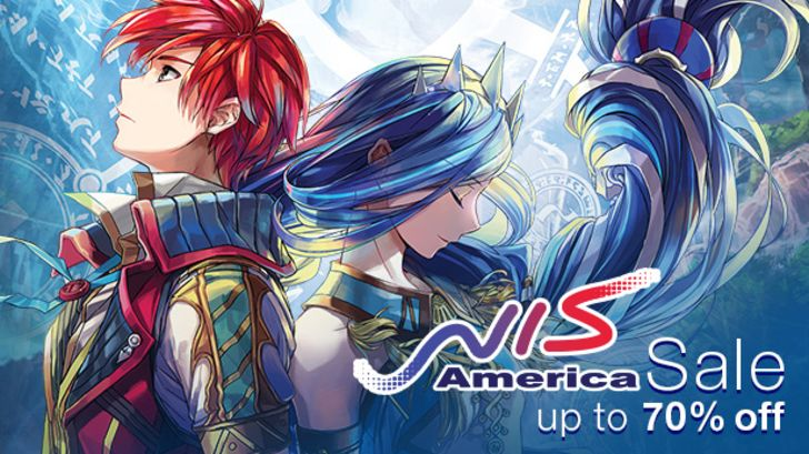 NIS America Sale di Game PC Terbaik