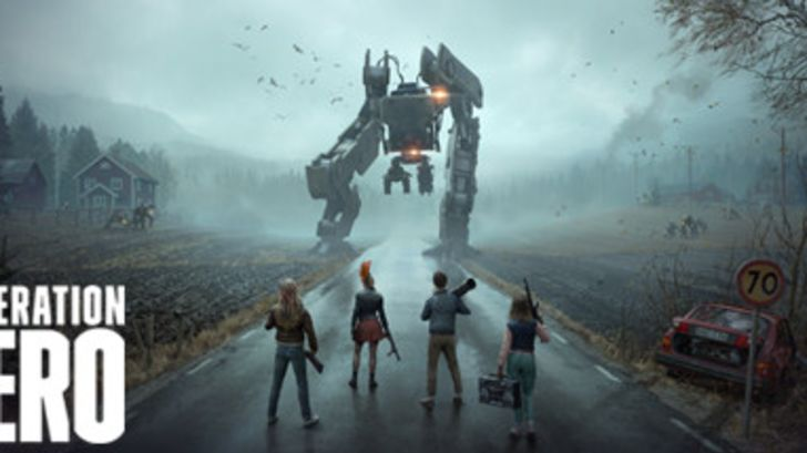 Generation Zero di Game PC Terbaik