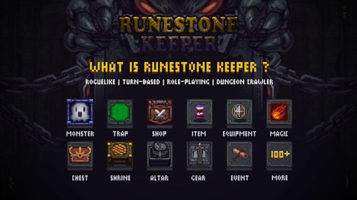 tutorial runestone keeper di game PC terbaik