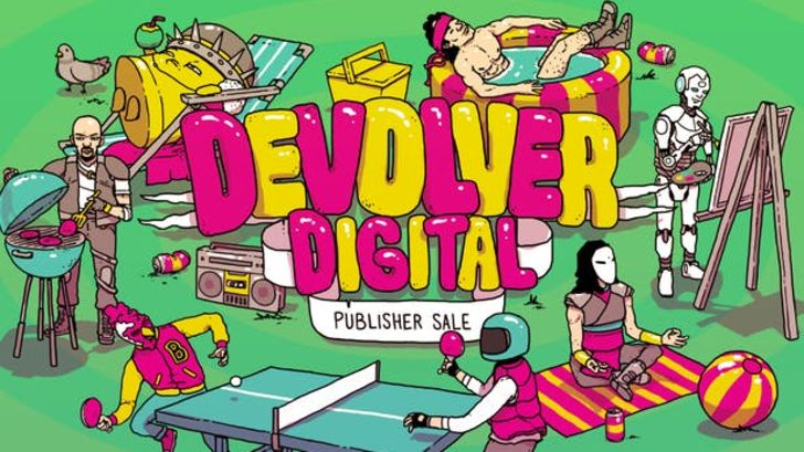 Devolver Publisher Sale