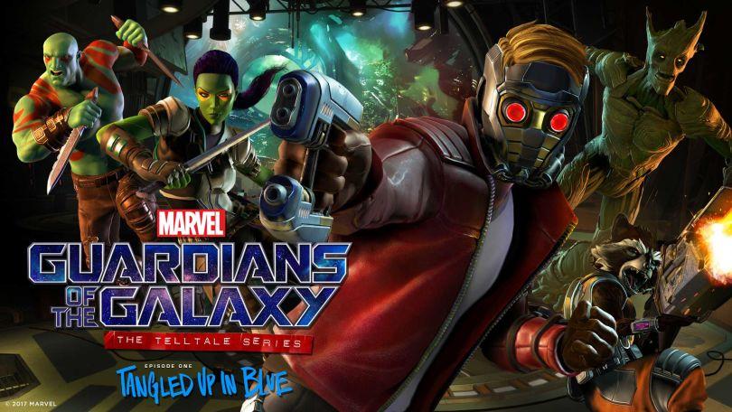 Guardian of The Galaxy: A Telltale Series
