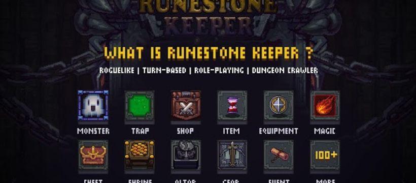 tutorial runestone keeper di game PC terbaik