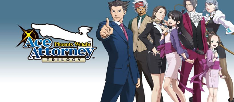 Phoenix Wright: Ace Attorney trilogy di game PC Terbaik
