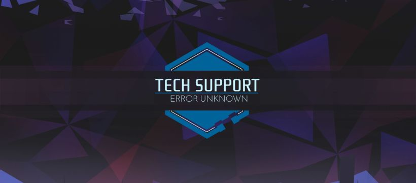 Tech Support: Error Unknown di Game PC Terbaik