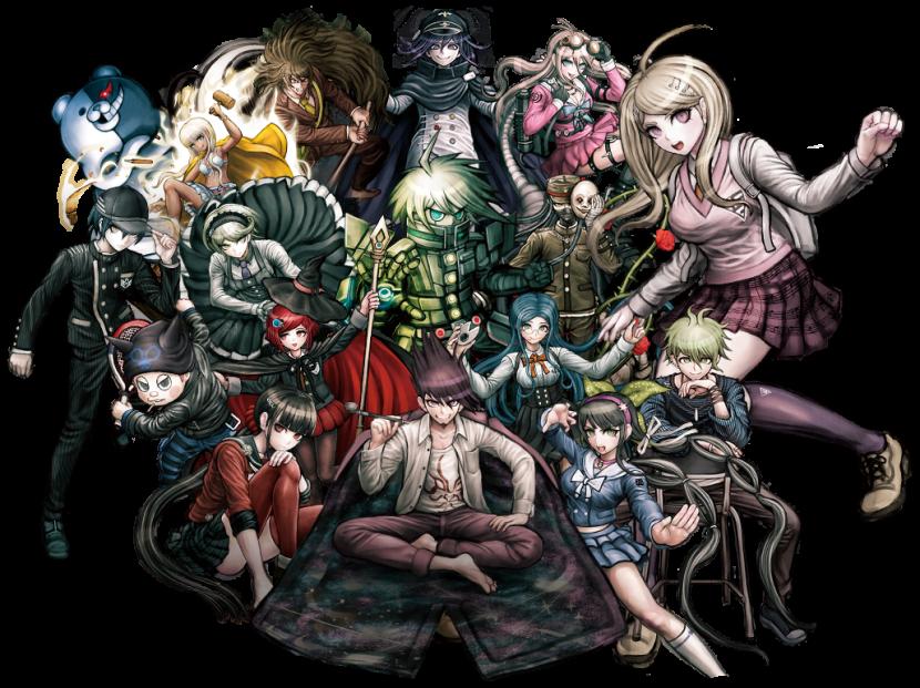 Karakter Danganronpa V3