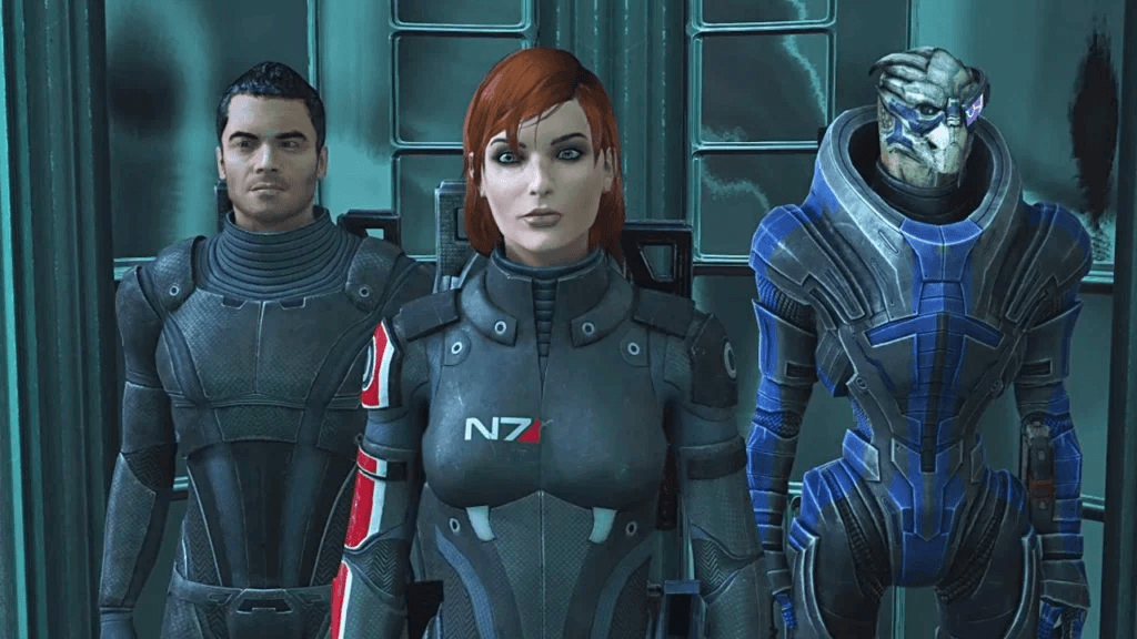 Mass effect became our game