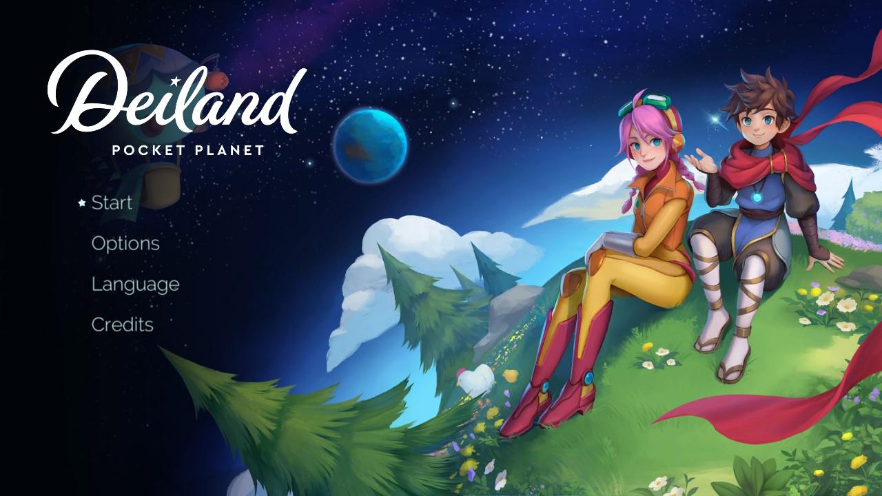 Deiland: Pocket good for on the go?