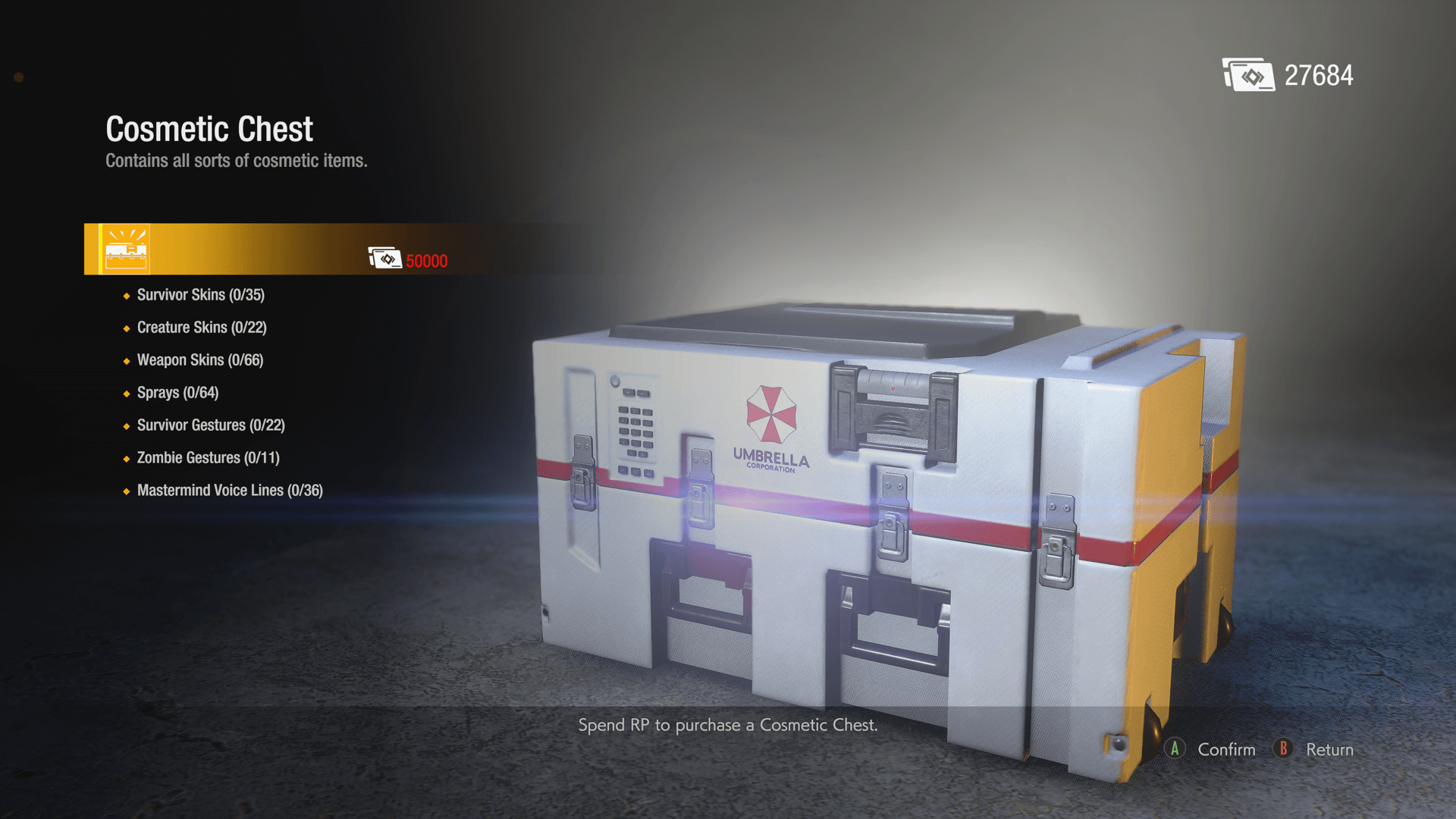 Resident Evil brings out Loot boxes and can this be free 2 play or pay 2 win