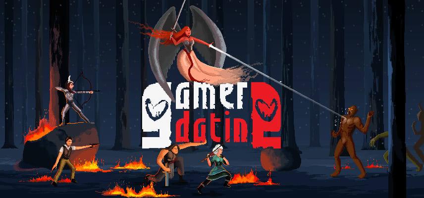 GamerDating Launch