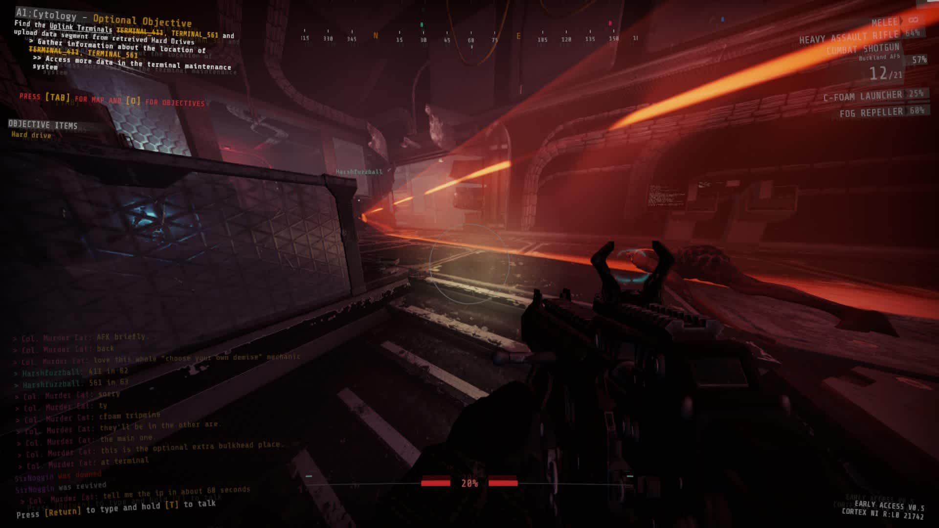 GTFO beautiful graphical COOP