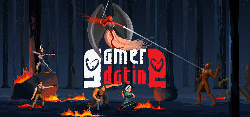 GamerDating Launch