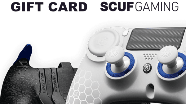 Scuf Gaming Gift Card