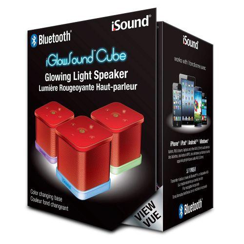 caixa-de-som-isound-iglowsound-cube-bt-vermelho-atacado-games-paraguay-paraguai-py-318945-1