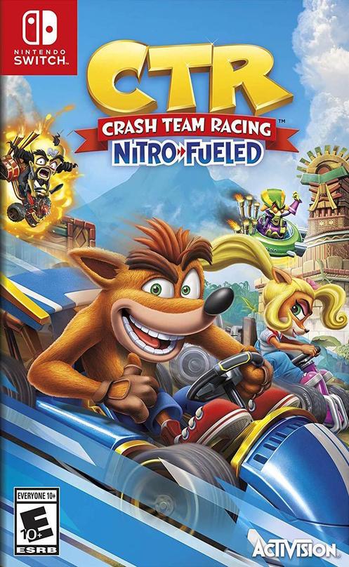 Crash Team Racing - Nitro Fueled - Standard Edition