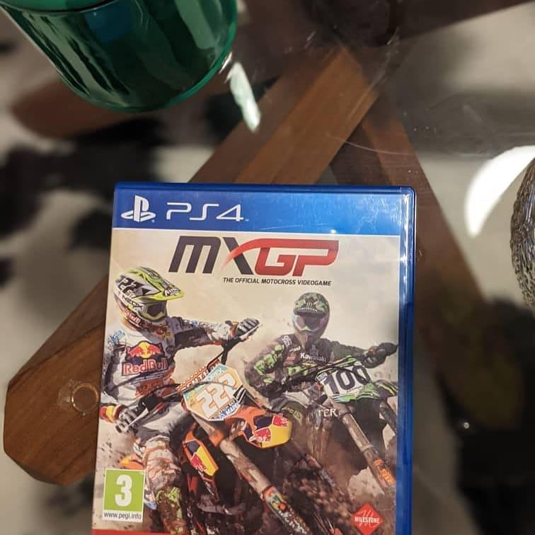 MX GP (PS4)