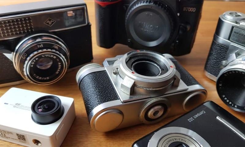 Kamerasammlung