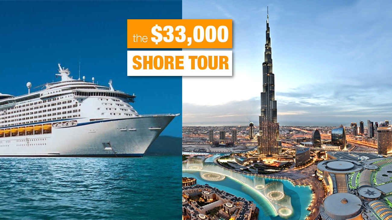 This $33,000 Cruise Excursion is the Most Expensive in the ...