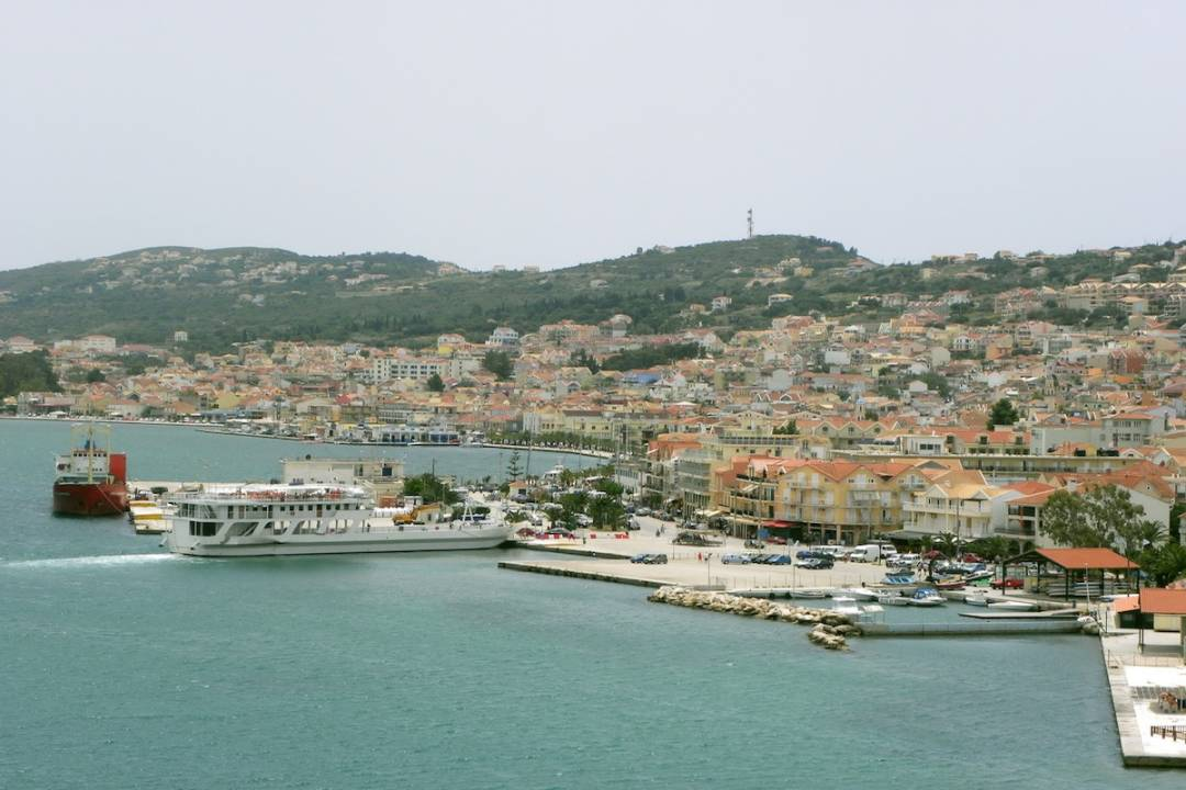 Argostoli Kefalonia Greece Cruise Port What To Do See Know