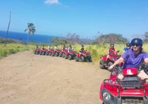 ATV Tour and Beach Break