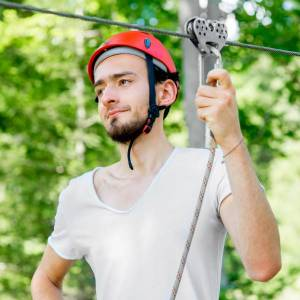 Awesome Zip Line Adventure