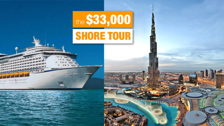 This $33,000 Cruise Excursion is the Most Expensive in the World